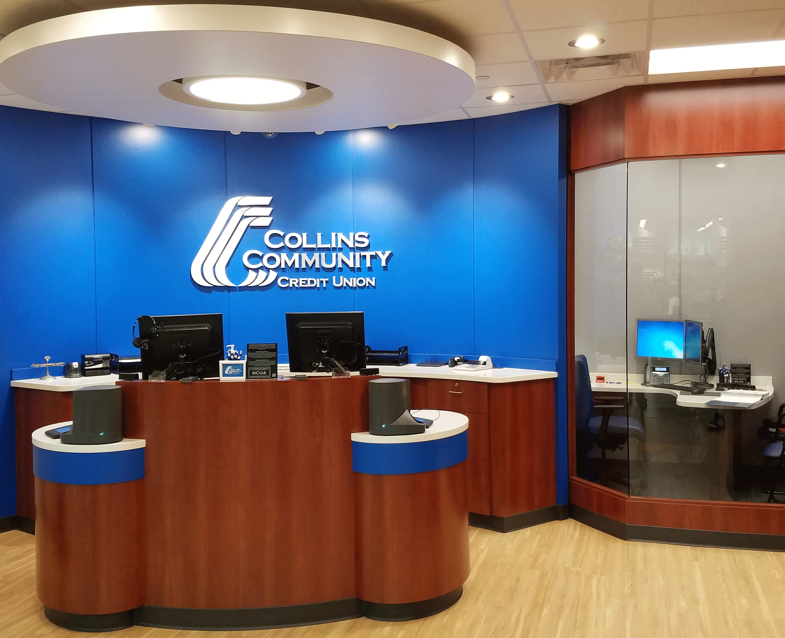 Collins Community Credit Union Ingersoll Location in Des Moines