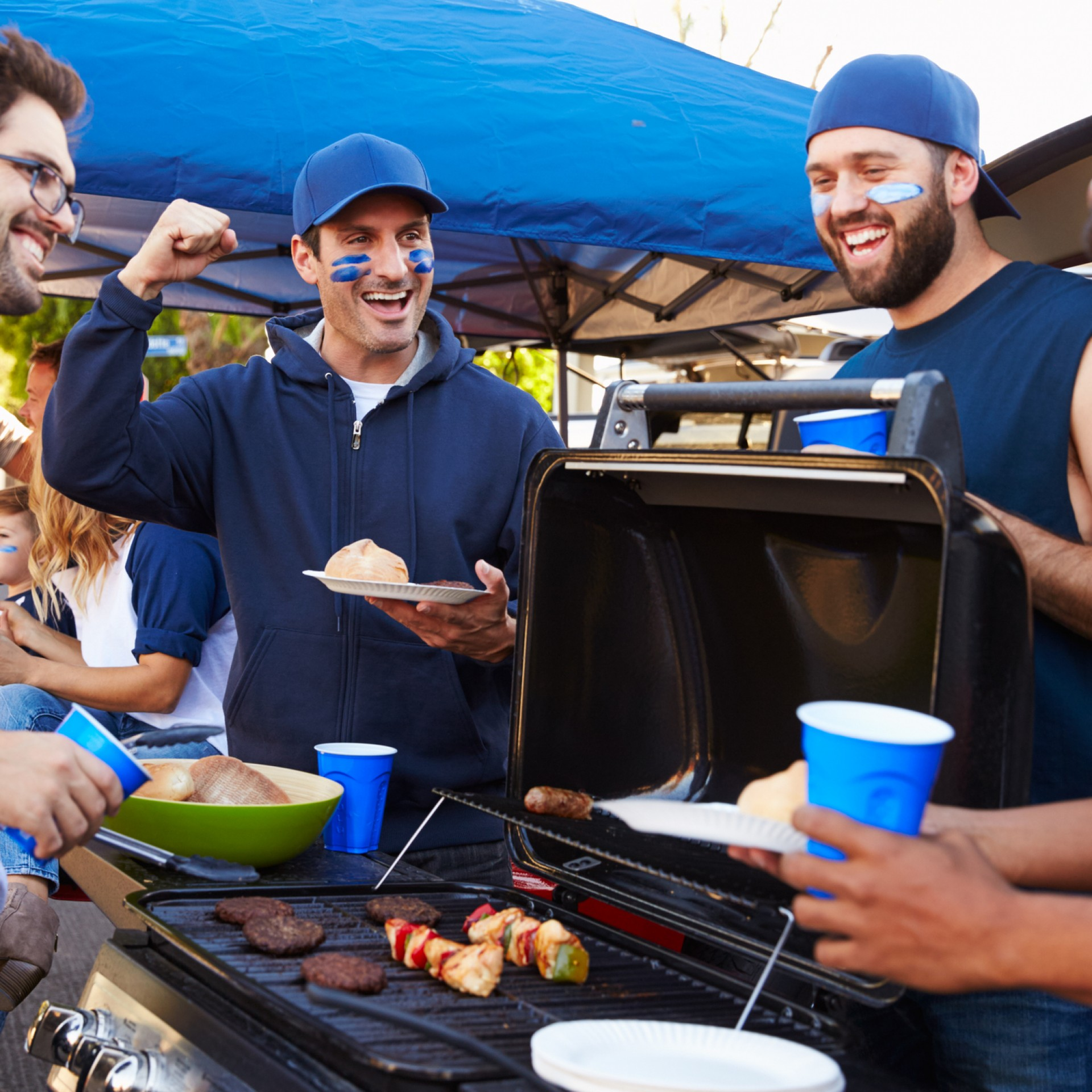 Charity Tailgate Cookout Image 1